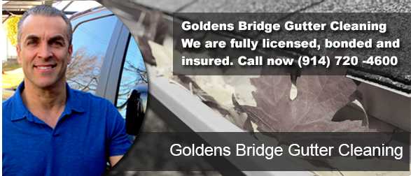 Goldens Bridge NY Gutter Cleaning