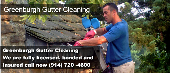 Greenburgh NY Gutter Cleaning