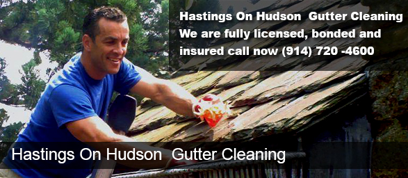 Hasting On Hudson NY Gutter Cleaning