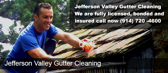 Jefferson Valley NY Gutter Cleaning