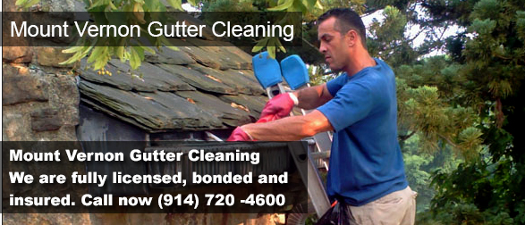 Mount Vernon NY Gutter Cleaning