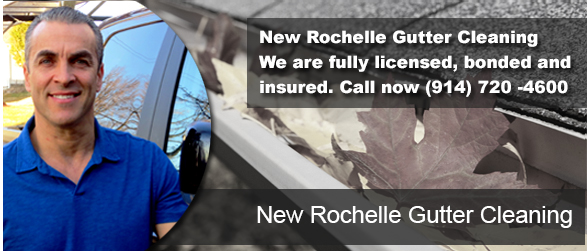 New Rochelle NY Gutter Cleaning