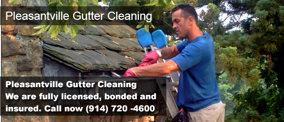 Pleasantville NY Gutter Cleaning