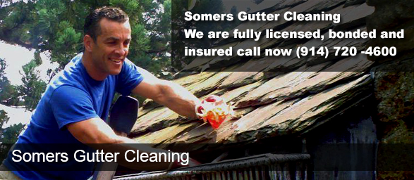 Somers NY Gutter Cleaning
