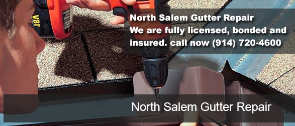North Salem Gutter Repair