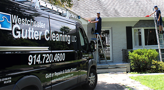 Home - Westchester Gutter Cleaning, Gutter Screening and